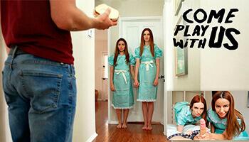 Come Play With Us Step-Brother - Maya Kendrick, Vanna Bardot