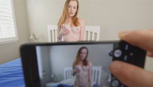 Sexy Step Sister Pornstar Samantha Reigns