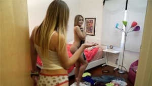 Slutty Step Sisters - Alex Blake, Blair Williams