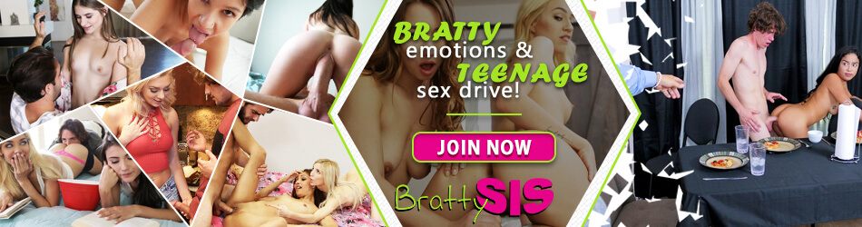 BrattySis – Bratty Sisters & Step Family Taboo Porn – Nubiles Series